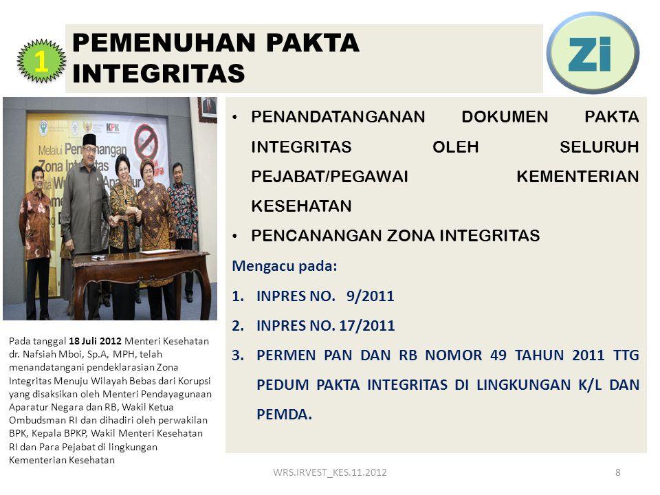 KegiatanDokumen Pendukung Pemenuhan 1.Telah ada pedoman penerapan e-Procurement Dokumen 2.