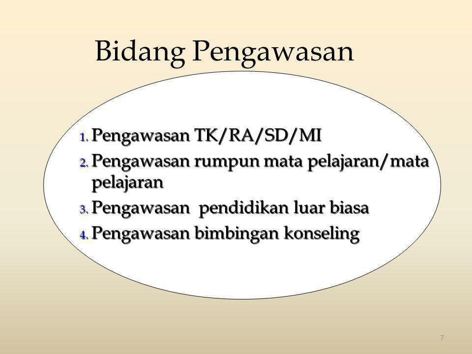 18 Kriteria : 1.Diperoleh setelah tanggal penilaian terakhir; atau 2.