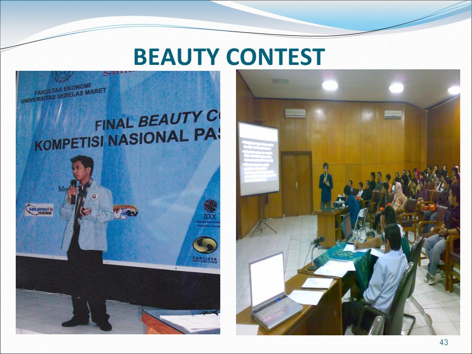 43 BEAUTY CONTEST