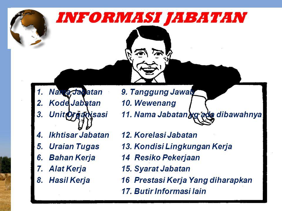 Ka.Bagian Kepegawaian IV/b Kasubbag Umum Kepegawian III/d Ka.