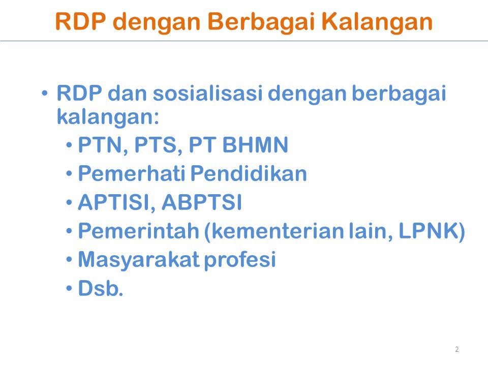 Perguruan Tinggi Asing • Perguruan Tinggi Asing (negara lain) yang sudah terakreditasi dan/atau diakui di negaranya, dapat menyelenggarakan pendidikan tinggi di wilayah NKRI.
