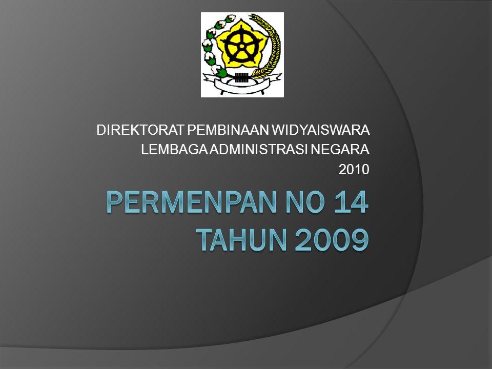 NASKAH AKADEMIK PERUBAHAN PERMENPAN NO.PER/66/M.PAN/6/2005 1.