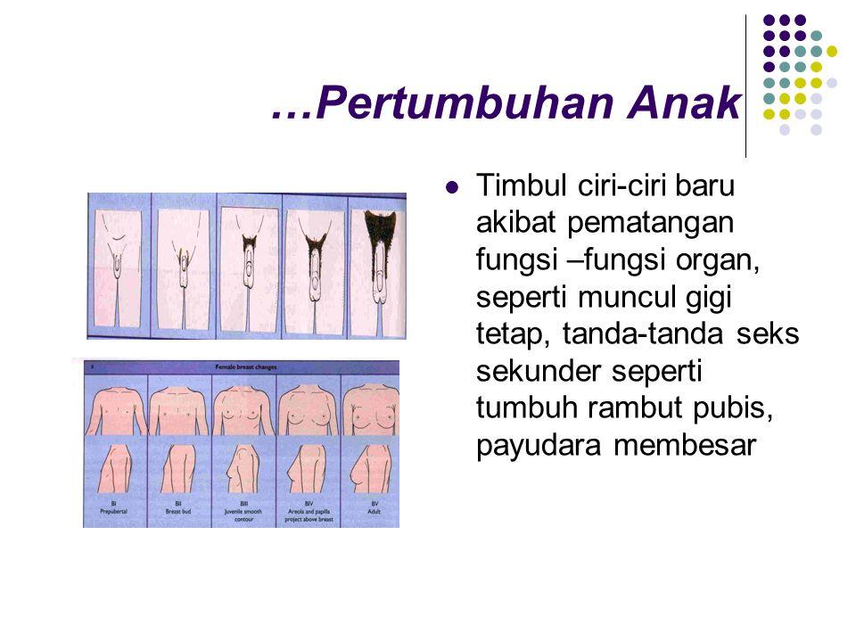 Kualitas Tumbuh Kembang Anak Role of environment : fulfill the basic needs for Child Growth & Development Bio- psychosocial needs
