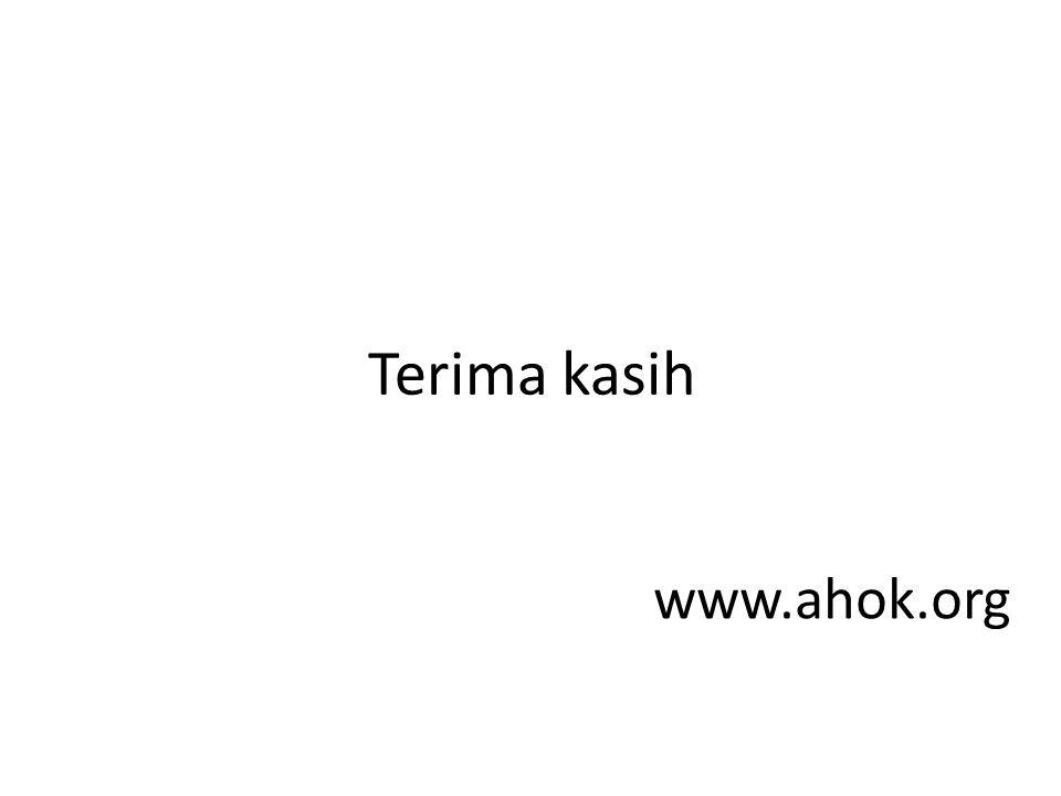 Terima kasih www.ahok.org