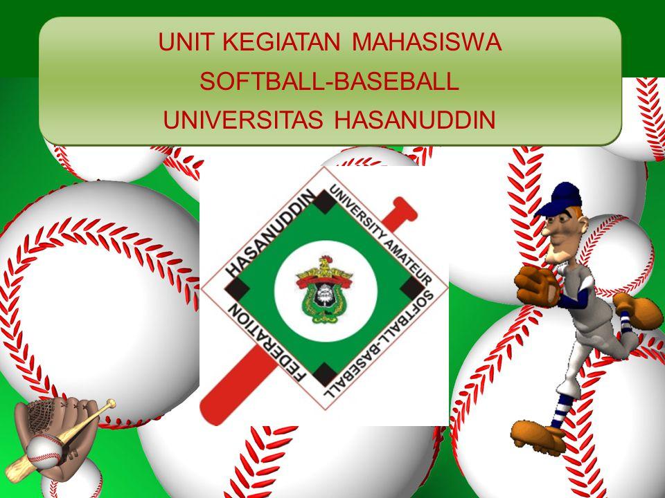 Unit Kegiatan Mahasiswa Softball- Baseball merupakan salah satu wadah Unit Kegiatan Mahasiswa yang terdapat di UNHAS yang menjadi wadah bagi para mahasiswa untuk menyalurkan bakatnya dalam bidang olahraga Softball-Baseball.