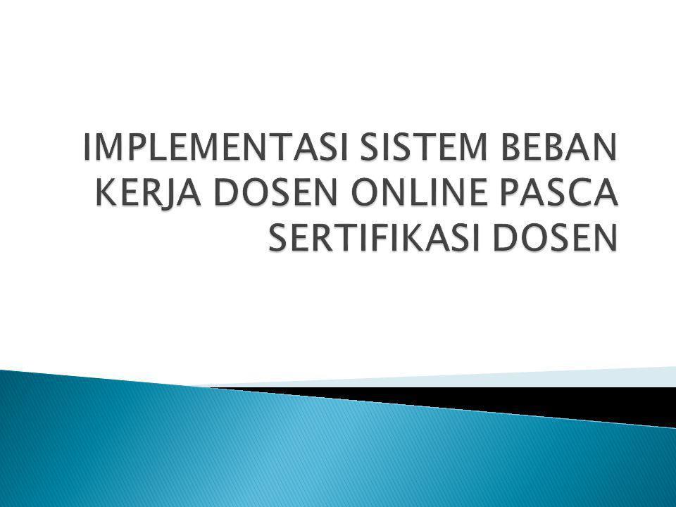  Sedangkan jabatan-jabatan lainnya bisa tetap dihitung beban kerja sebagai pemangku jabatan tertentu di PT, namun tidak berhak mencantumkan status DT/PT di dalam laporan BKD.