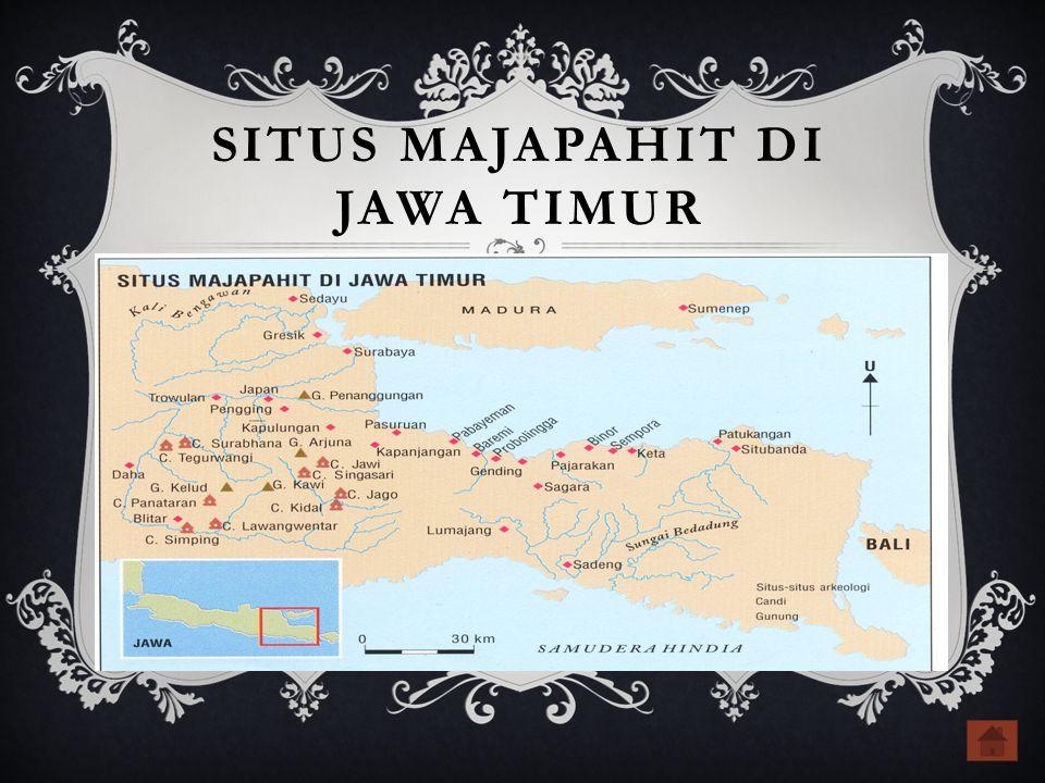 KERUNTUHAN MAJAPAHIT  Ditandai oleh serangan pasukan Rana wijaya ke majapahit yang ketika itu di kuasai oleh bhre kertabhumi. Peristiwa itu di pering