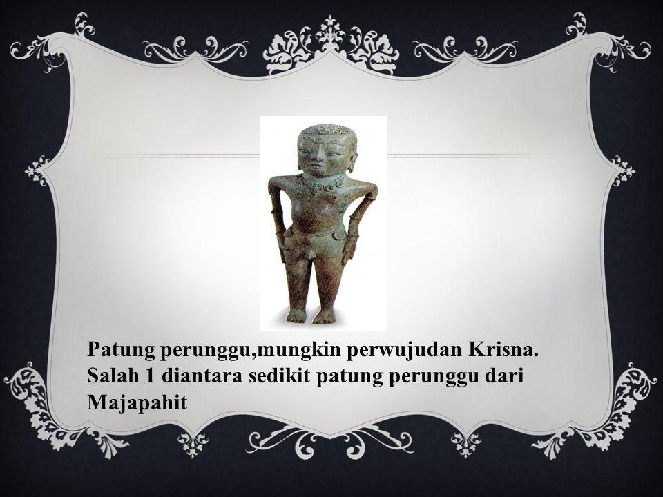 Relief Ramayana Candi Tegurwangi, menunjukkan sosok manusia yang menyerupai wayang kulit.Adegan yang berbeda dipisahkan oleh bangunan,spt gunungan/ ka