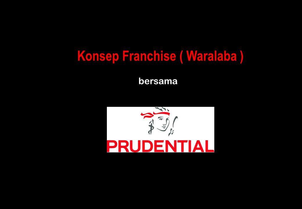 pruSPIRIT bersama Konsep Franchise ( Waralaba )