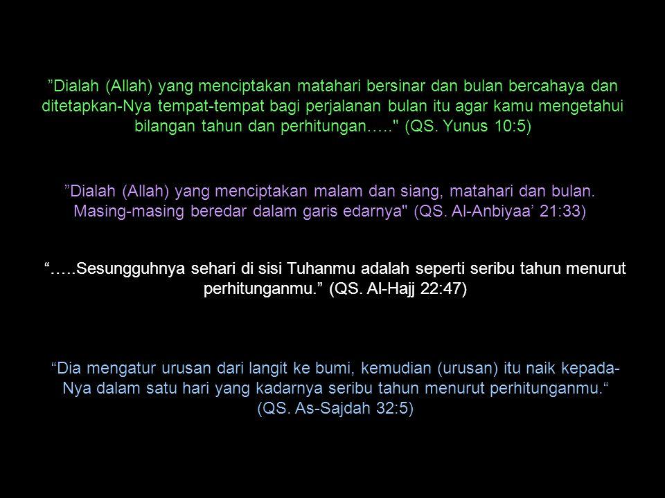 Presentasi ini menampilkan perhitungan Konstanta C menurut informasi yang terdapat dalam Al-Qur'an dengan menggunakan rumus Fisika yang sederhana.