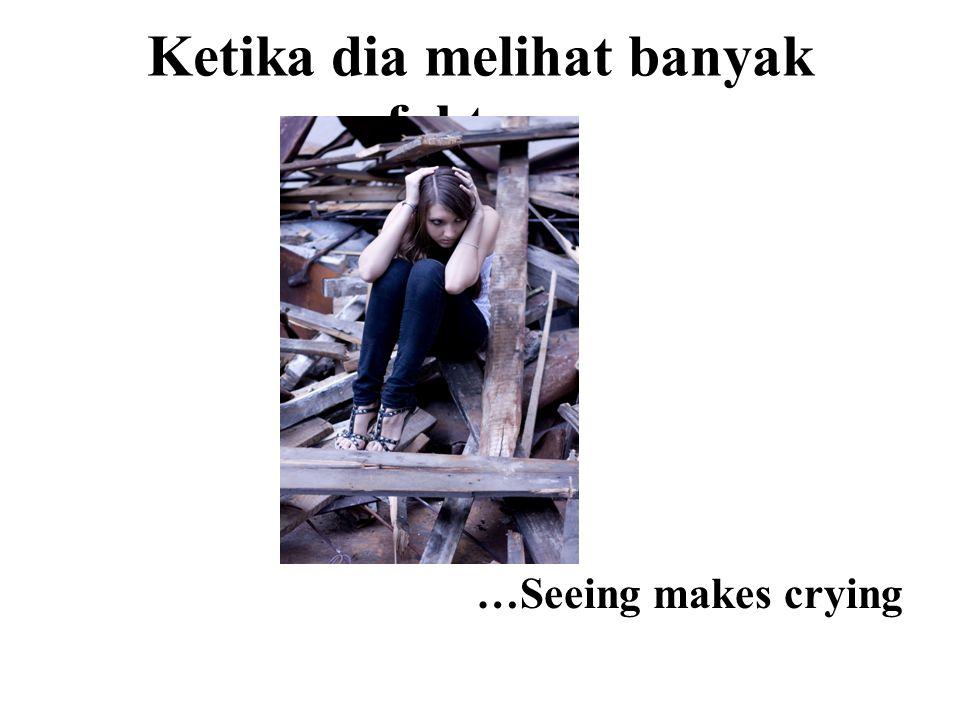 Hingga Bumi berhenti menangis..