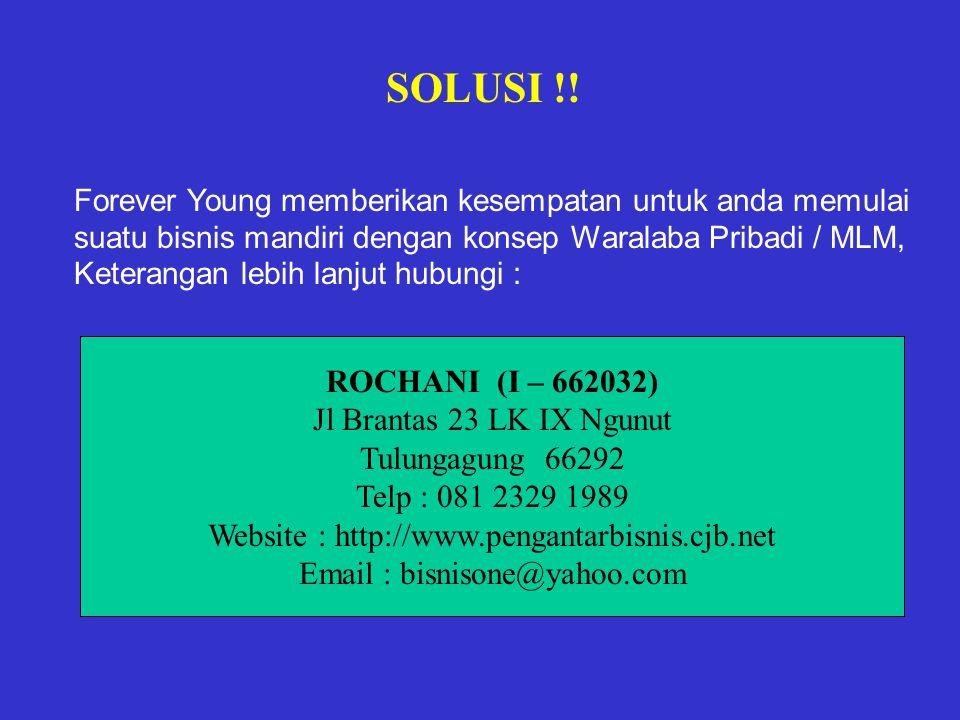 SOLUSI !.