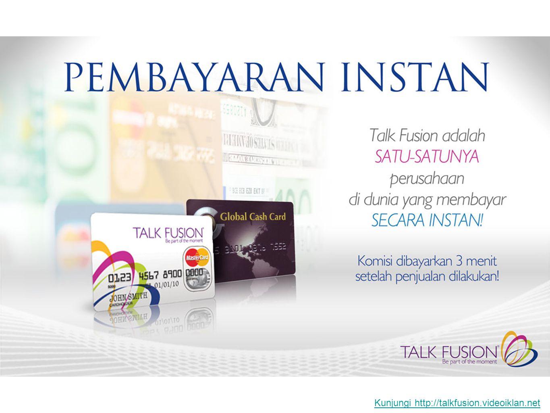 Kunjungi http://talkfusion.videoiklan.net
