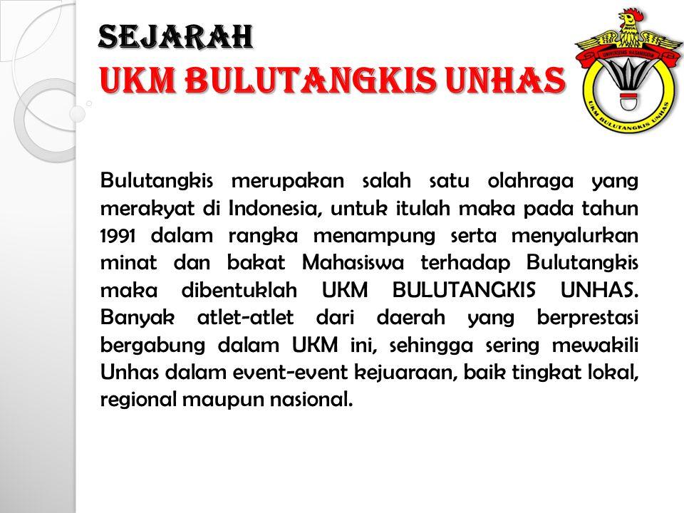 Bulutangkis merupakan salah satu olahraga yang merakyat di Indonesia, untuk itulah maka pada tahun 1991 dalam rangka menampung serta menyalurkan minat