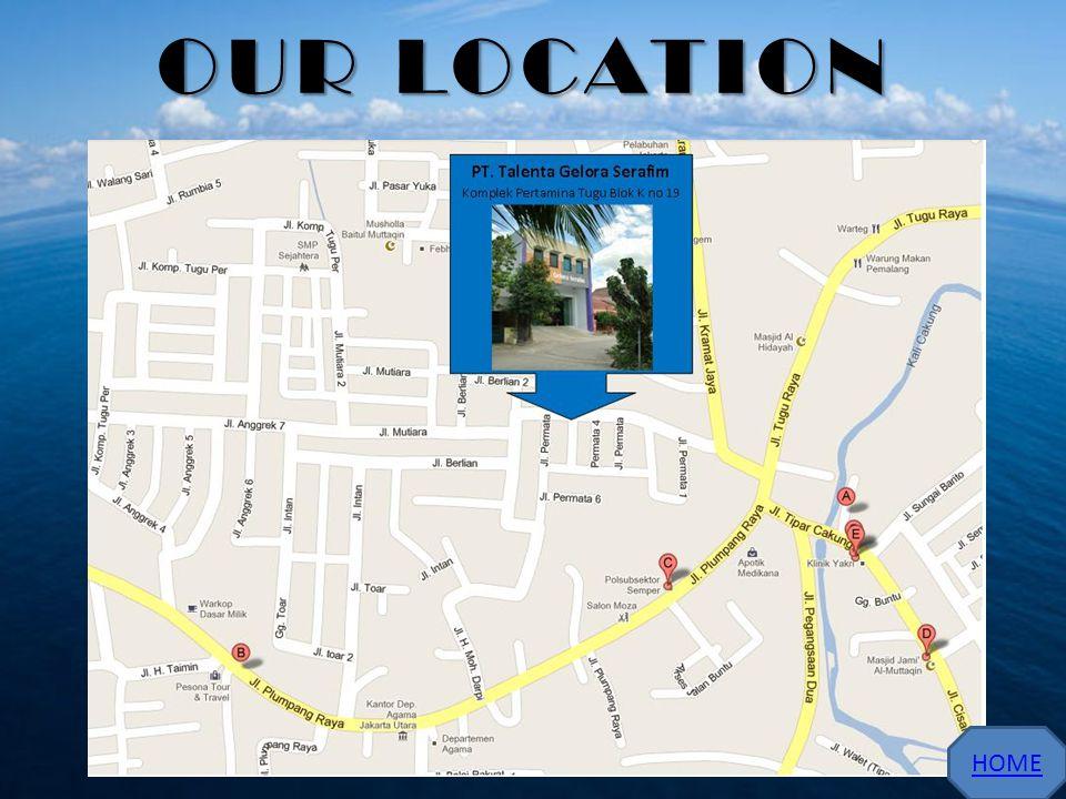 Contact Us Komplek Pertamina Tugu Blok K No.