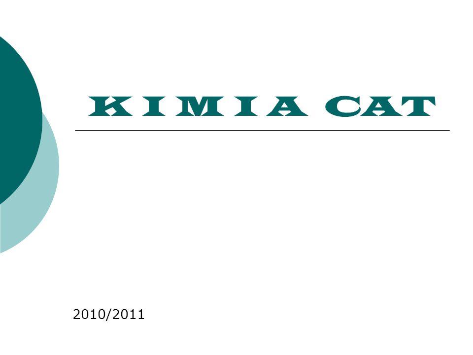 K I M I A CAT 2010/2011