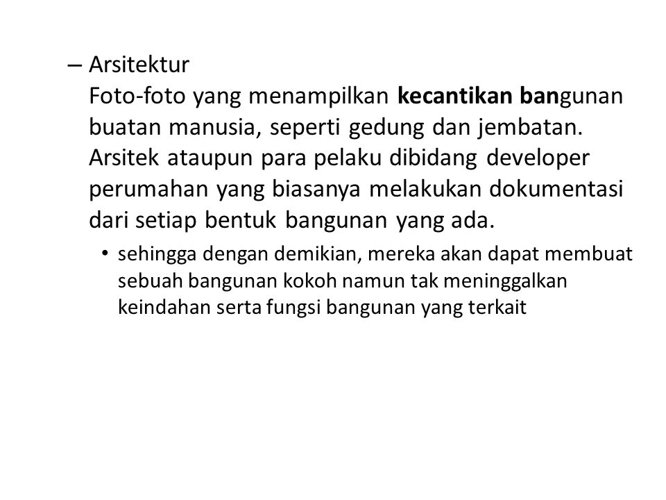 Salah satu contoh hasil karya Art Nouveau: Candi Loro Jonggrang di Prambanan Arsitektur Historicism Arsitektur Organik Dekonstruksi Fungsional Arsitektur Post Modern