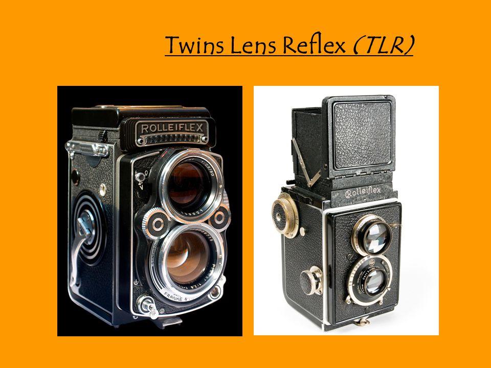 3.Single Lens Reflex (SLR) Keunggulan: 1. Diterapkan sistem lepas tukar lensa 2.