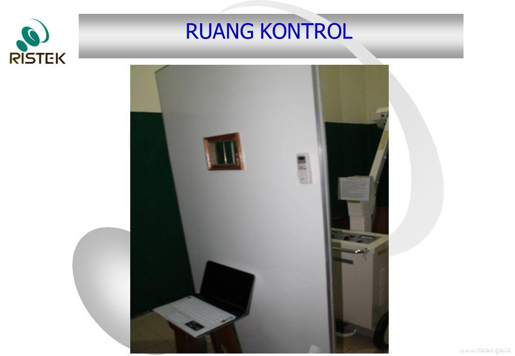 www.ristek.go.id RUANG KONTROL