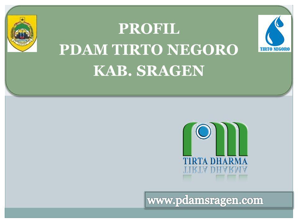 PROFIL PDAM TIRTO NEGORO KAB. SRAGEN