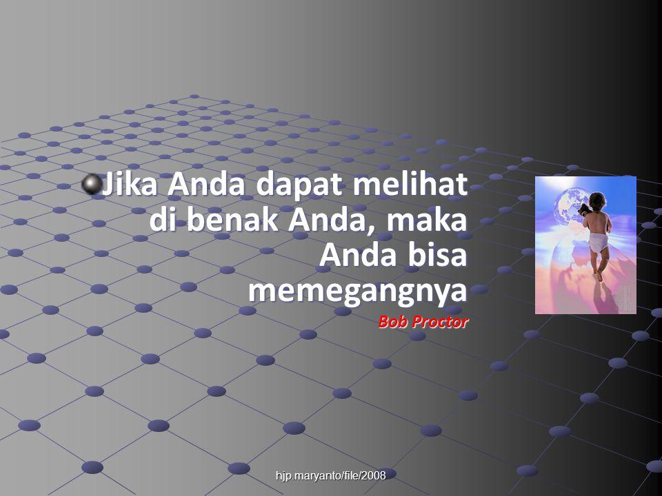 hjp.maryanto/file/2008 INIKAH YANG ADA DI BENAK ANDA.