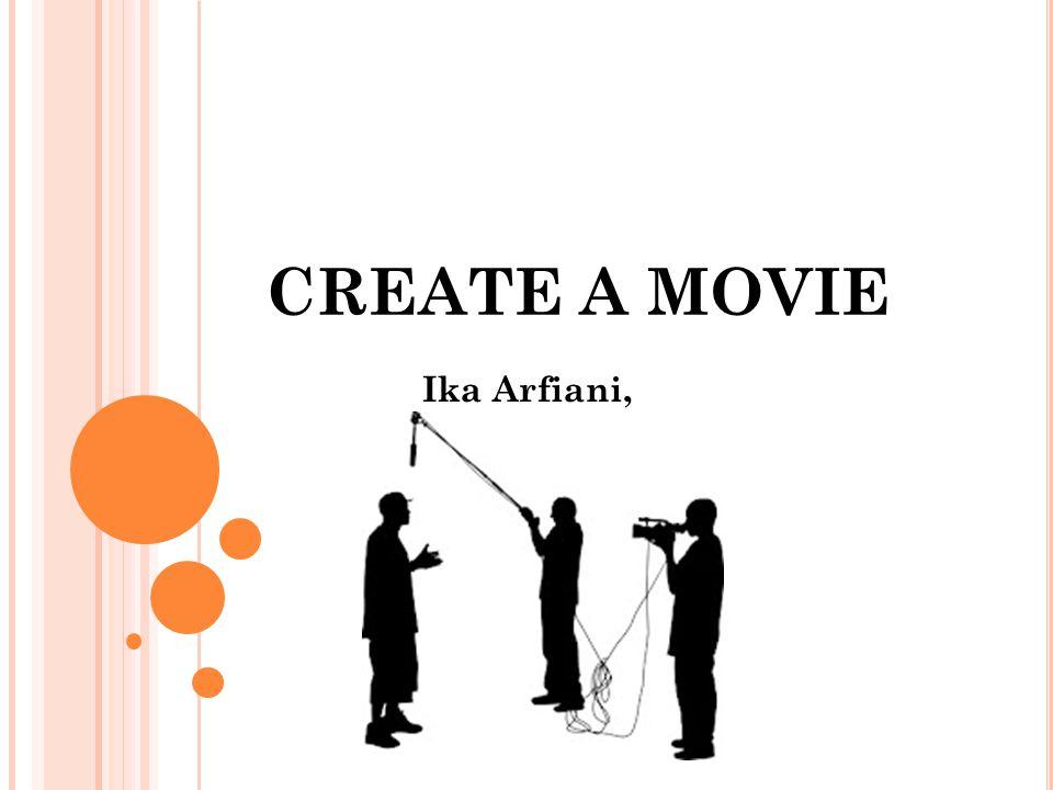 TUJUAN : Mahasiswa mampu memahami proses pra produksi film/video dalam hal casting dan teknik pengambilan gambar.