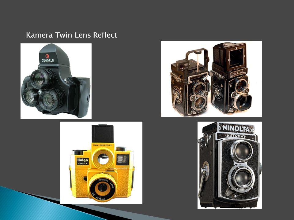 Kamera Twin Lens Reflect