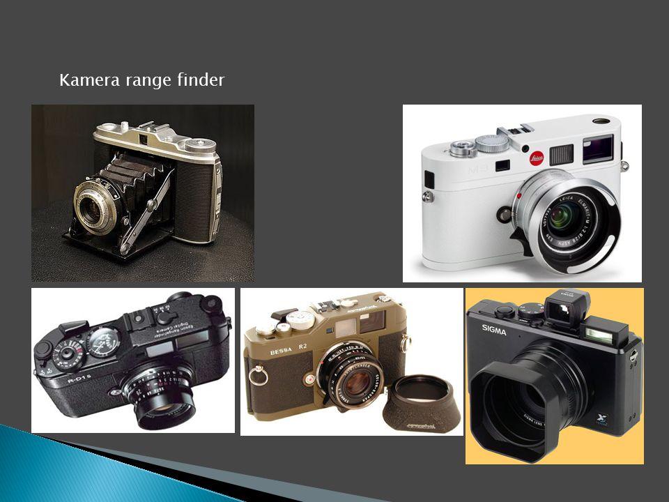 Kamera range finder