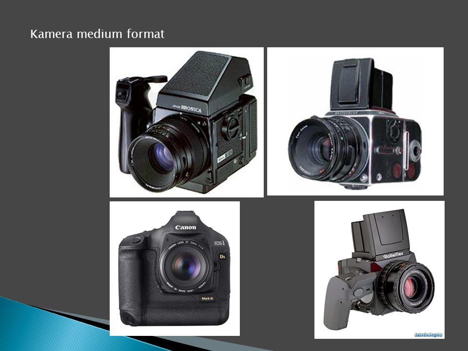 Kamera medium format