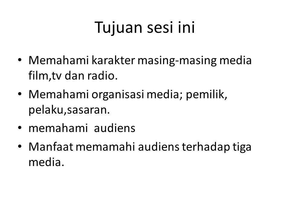 Aspek Kajian Media Struktur
