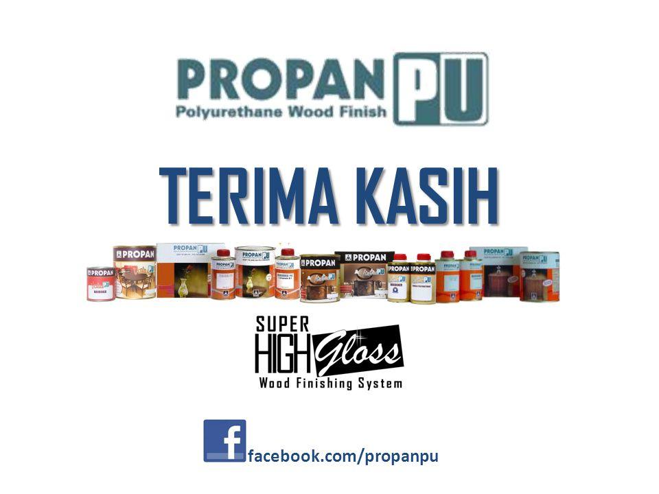 TERIMA KASIH facebook.com/propanpu