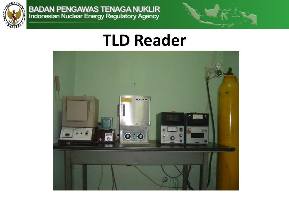 TLD Reader