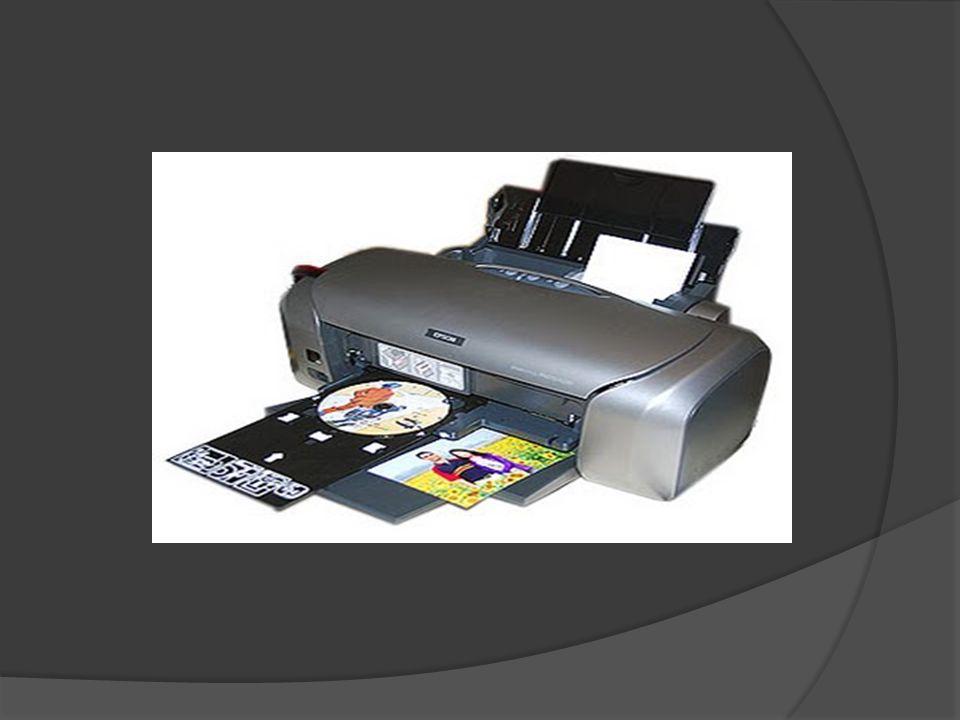 Jenis printer ini sering digunakan untuk pencetakan dalam jumlah yang sedikit dan tidak mengutamakan kecepatan, seperti mencetak surat di perkantoran