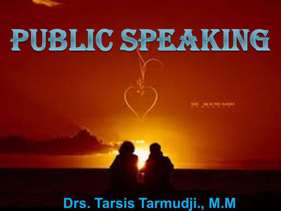 Drs. Tarsis Tarmudji., M.M