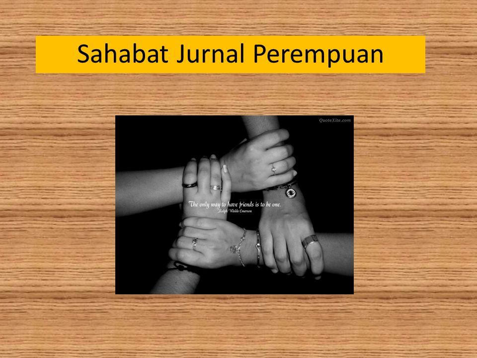 • Jurnal Program Sahabat Jurnal Perempuan (SJP) adalah program donasi individu dan lembaga (perusahaan dan pemerintah), yang bertujuan untuk membangun ikatan sosial yang tinggi di antara pembaca Jurnal Perempuan.