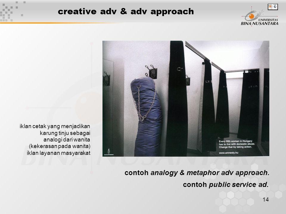 14 creative adv & adv approach iklan cetak yang menjadikan karung tinju sebagai analogi dari wanita (kekerasan pada wanita) iklan layanan masyarakat c