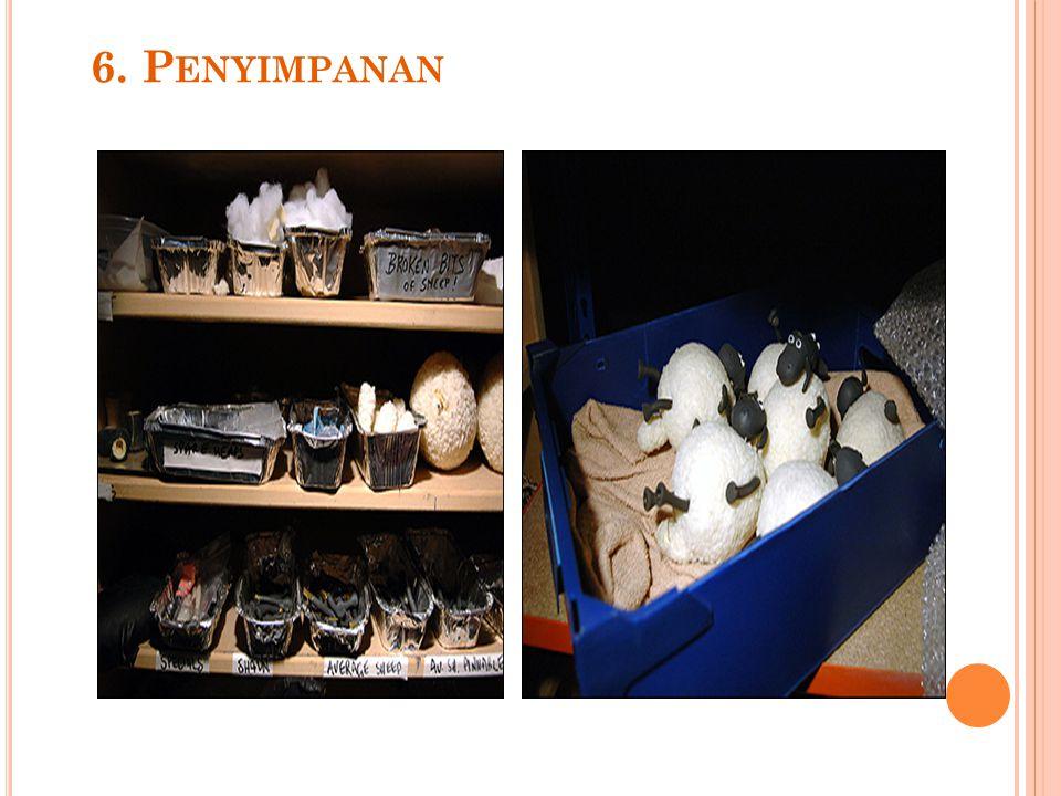 6. P ENYIMPANAN