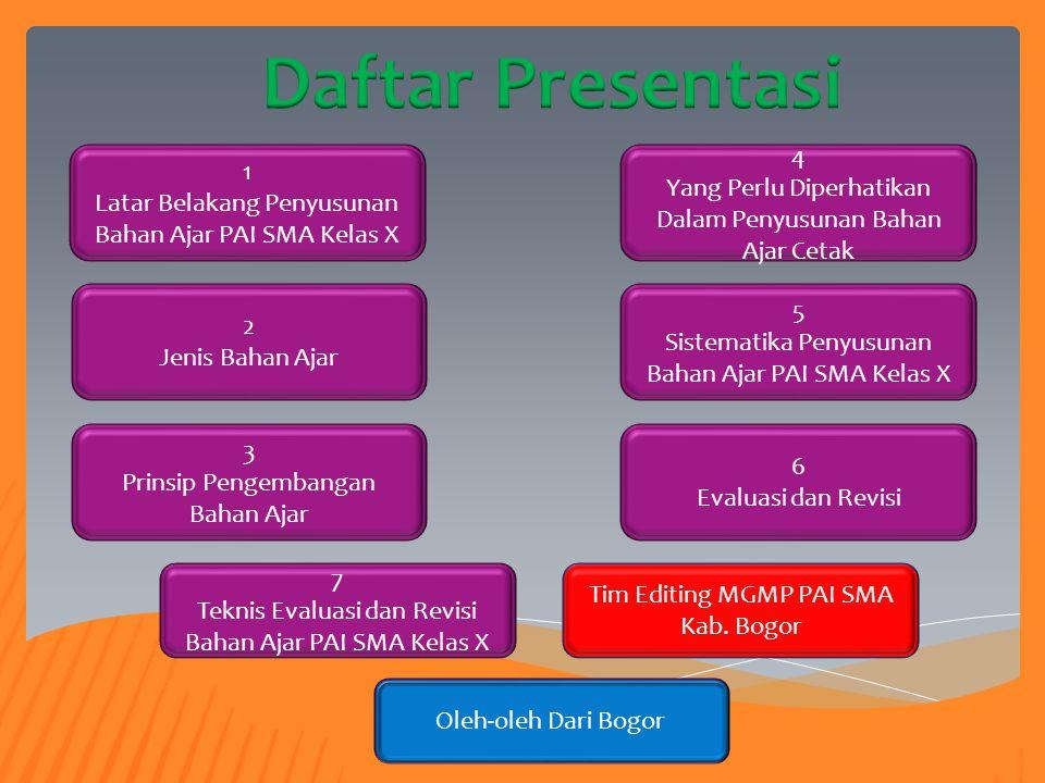 Materi Ini dapat di download di www.paismabogor.org
