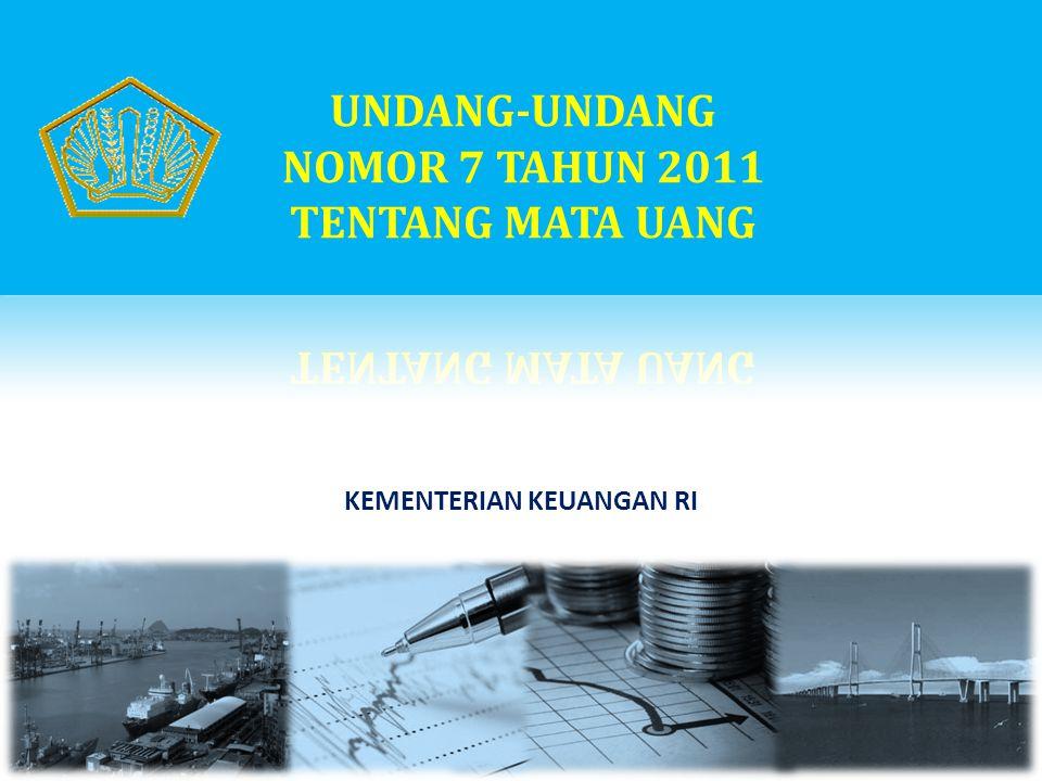 32 (peraturan pelaksanaan dan keberlakuan UU Nomor 7 tahun 2011)  Peraturan perundang-undangan sebagai peraturan pelaksanaan Undang-Undang ini harus sudah ditetapkan paling lama 1 (satu) tahun sejak Undang- Undang ini diundangkan.