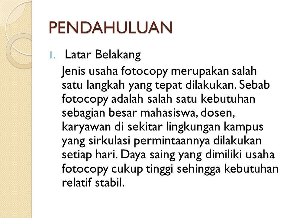 PENDAHULUAN 1.