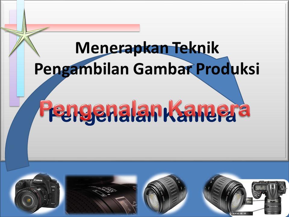 · DSLR (Digital Single Lens Reflect) Jenis ini yang biasa digunakan oleh para fotografer baik pemula sampai profesional.