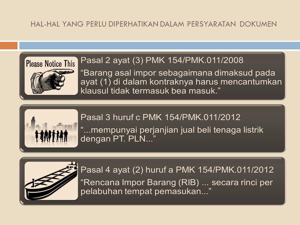 PROSES PENERBITAN PERPANJANGAN SKMK PEMOHON KPU/KPPBC NOTE: A.PERMOHONAN SESUAI FORMAT DALAM LAMPIRAN III PMK 154/2012 B.REALISASI IMPOR DAPAT DIPERPANJANG PALING LAMA 12 BLN SEJAK JANGKA WAKTU REALISASI IMPOR BERAKHIR SKMK PIB & SSPCP DIT.