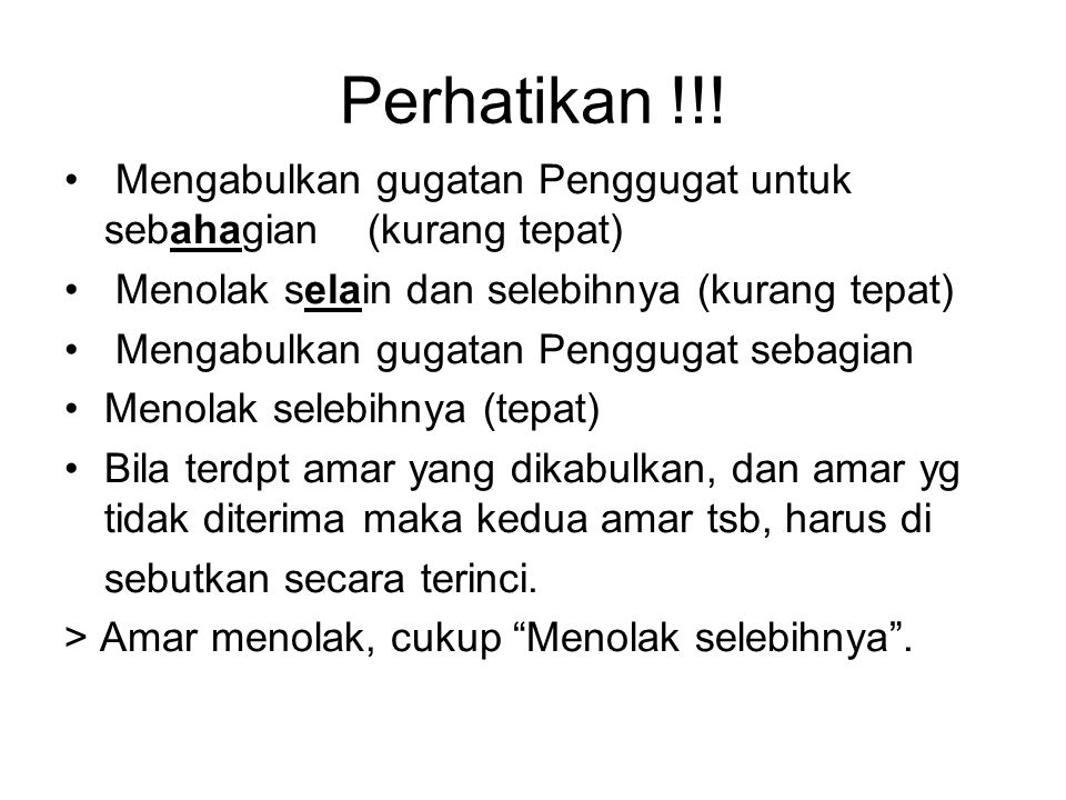 Perhatikan !!.