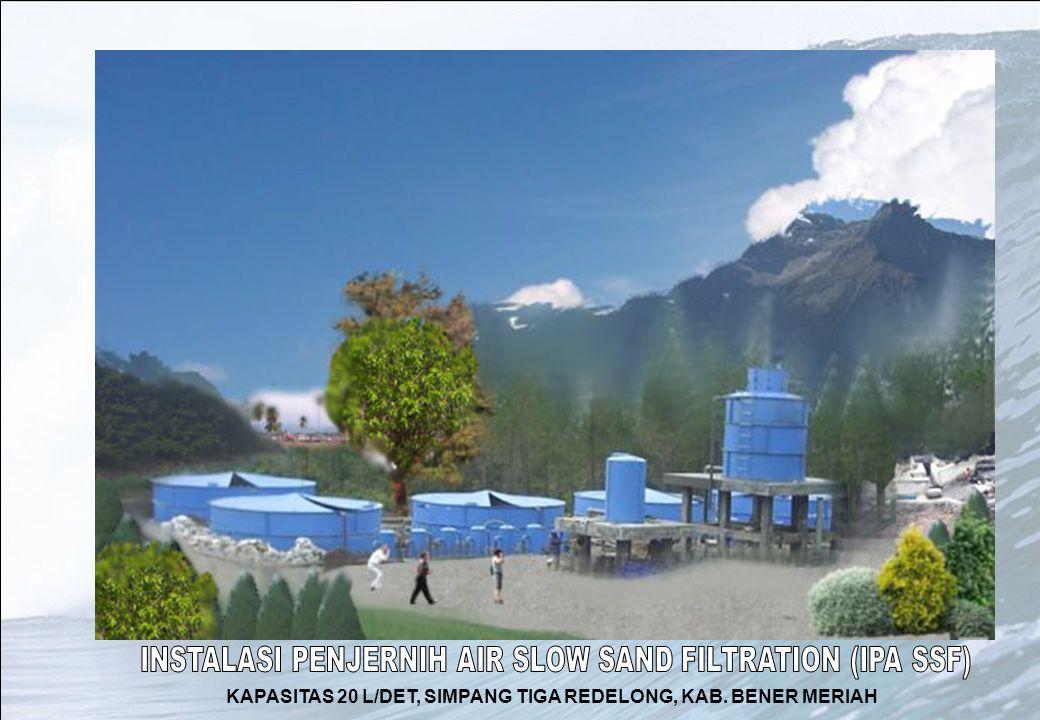 DRAINASE DAN PERSAMPAHAN -Alokasi Dana untuk 16 Kab/Kota sesuai Blue Print sejumlah Rp.
