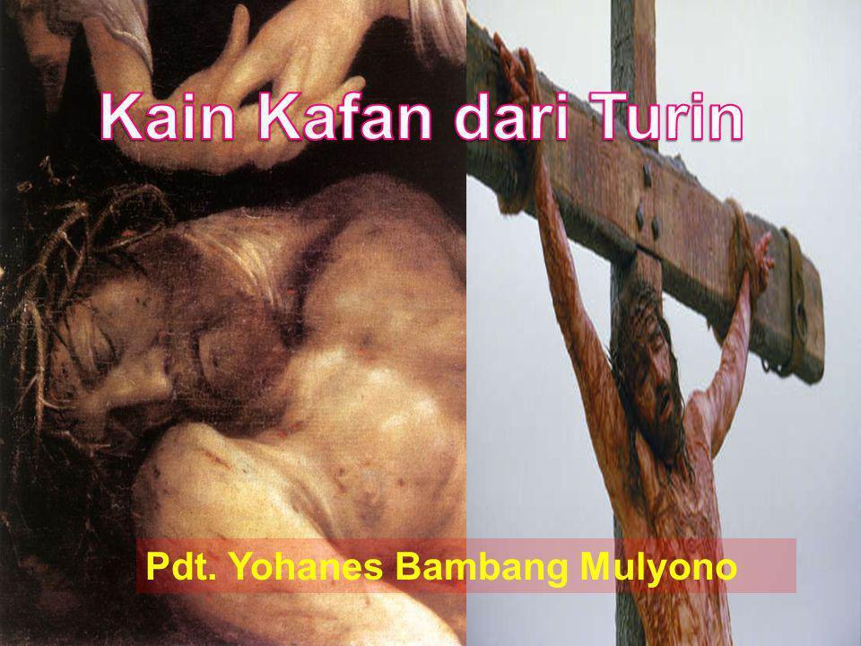 Pdt. Yohanes Bambang Mulyono
