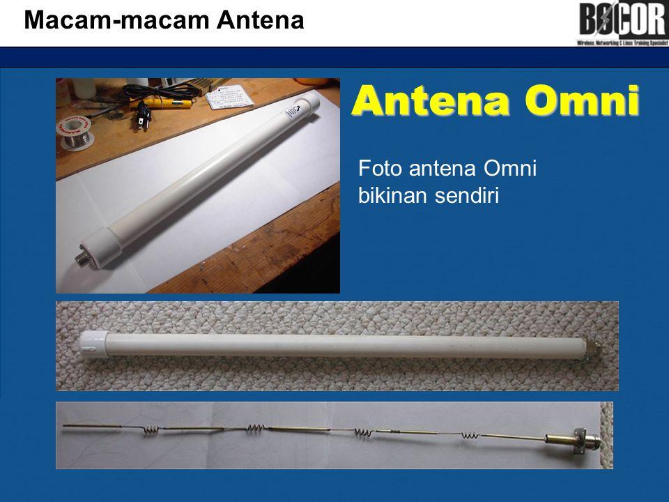 Antena Omni Macam-macam Antena Foto antena Omni bikinan sendiri