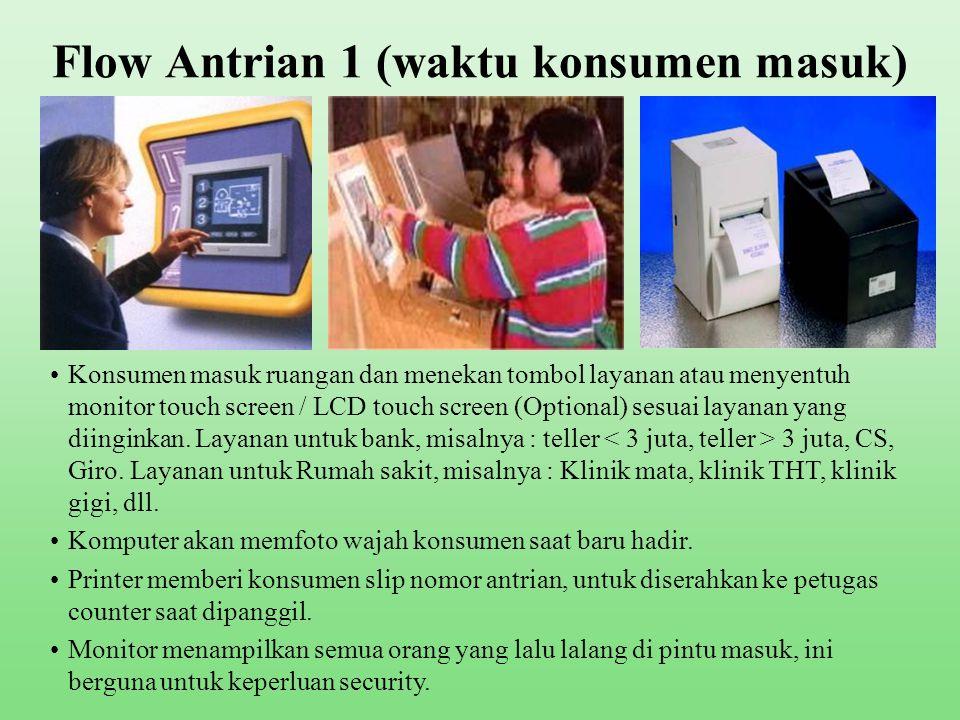 Keistimewaan •Multimedia. Panggilan suara stereo, photo, TV dll. •Database / statistik output. •Output / Display dihubungkan ke pesawat televisi atau