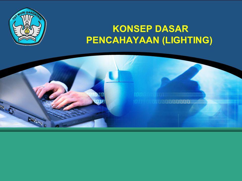 Teknologi Informasi dan Komunikasi Hal.: 2Isikan Judul Halaman INDOOR OUTDOOR JENIS CAHAYA