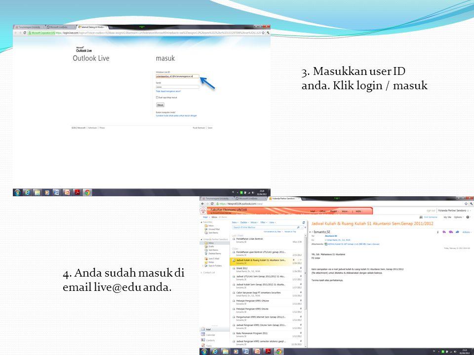 Windows Live Skydrive merupakan bagian dari Windows Live yang merupakan salah satu fitur untuk menyimpan, mengelompokan dan mengunduh file, foto, atau music di Windows Live, dan mengaksesnya di komputer manapun dengan koneksi internet.