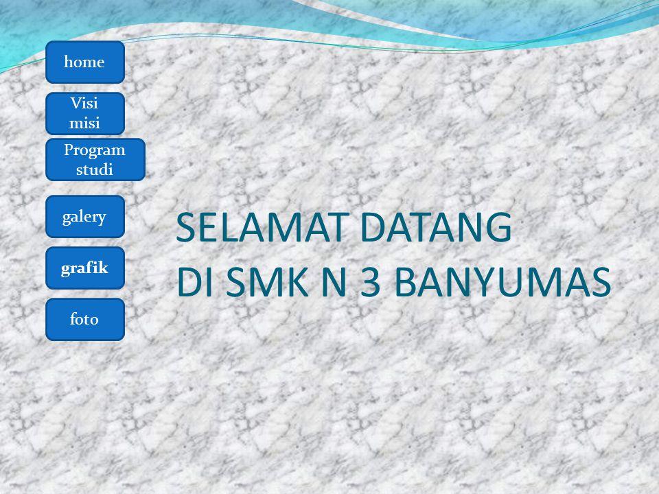 home Visi misi galery grafik foto Program studi SELAMAT DATANG DI SMK N 3 BANYUMAS